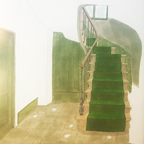 cage-escalier